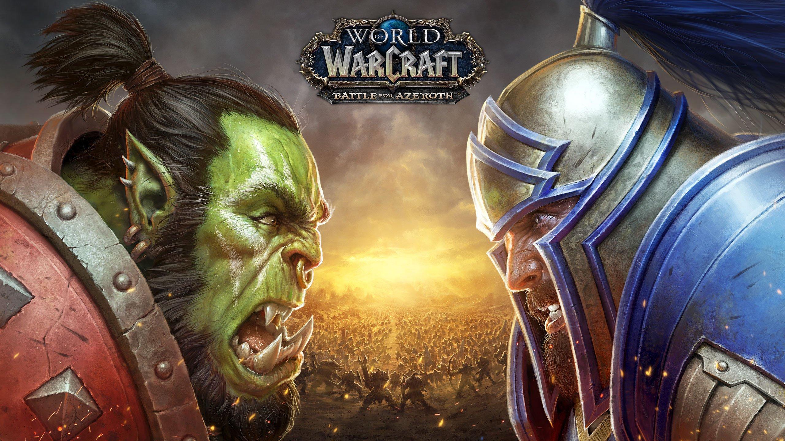Battle for Azeroth è finalmente disponibile, che sia davvero la battaglia finale?
