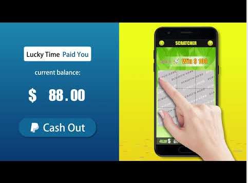 Lucky time app